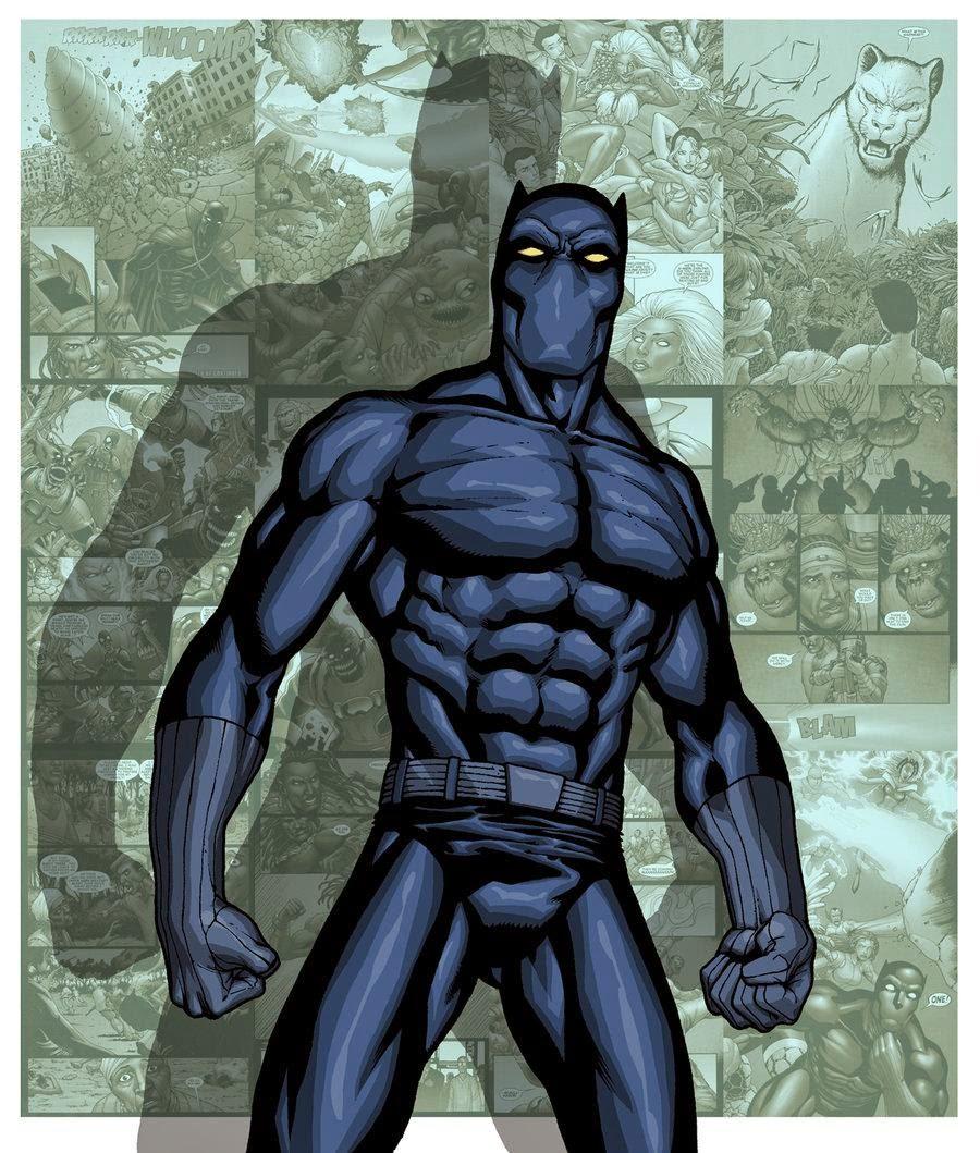 trincheira nerd top 15 super heróis negros