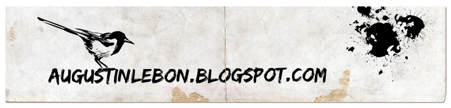 Augustin Lebon - Blog