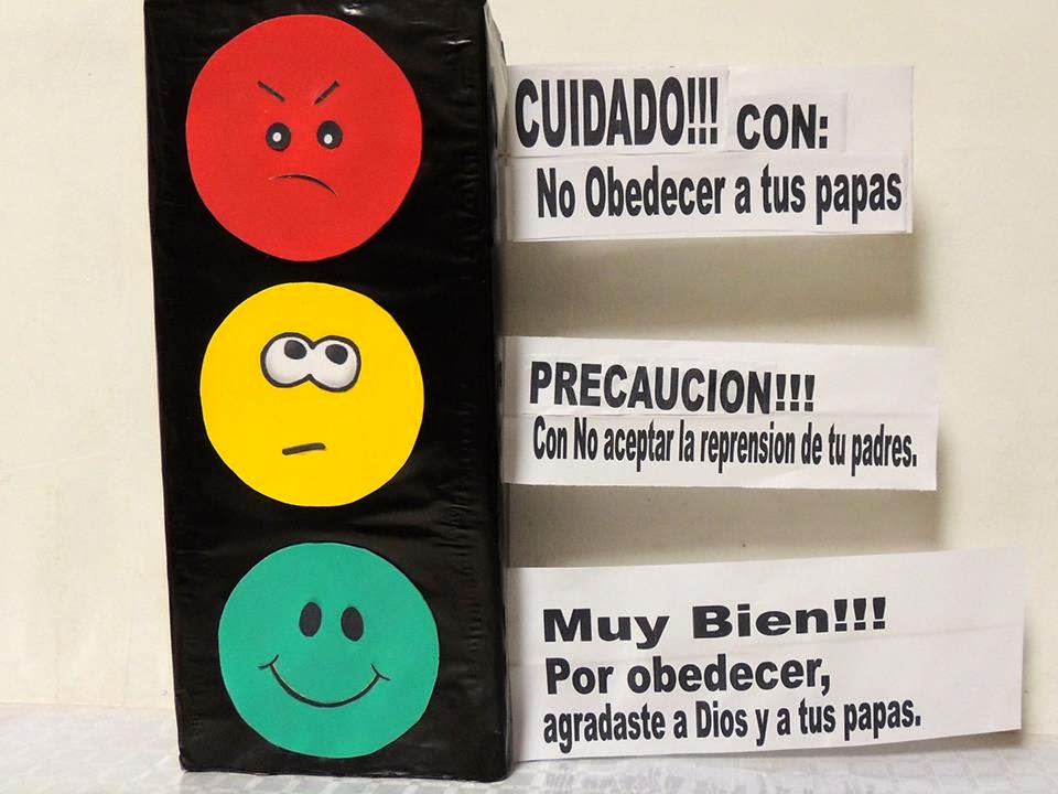 Recurso: El semaforo de la obediencia ~ EBI México