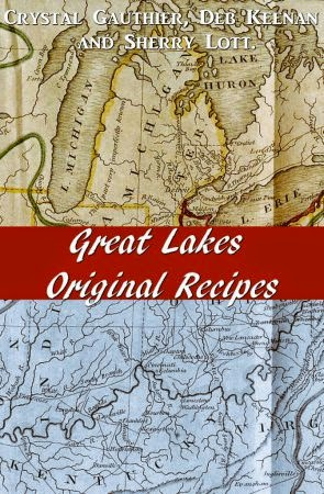http://www.amazon.com/Great-Lakes-Original-Recipes-Keenan-ebook/dp/B00TNZ0N46/