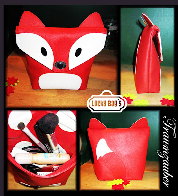 Lucky-Fox-Bag - Tutorial