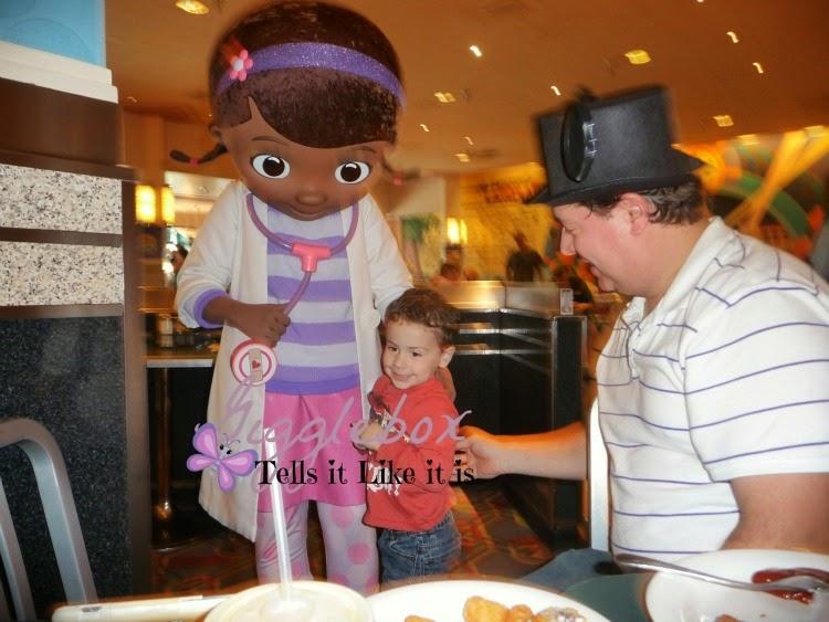 Disney Junior Play 39 N Dine Character Meal Gigglebox