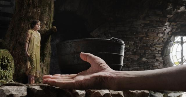 Hình ảnh phim Người Bạn Khổng Lồ