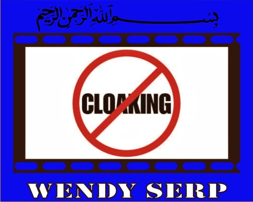 Cloacking Wendy SERP