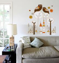 Wall and Glass Sticker