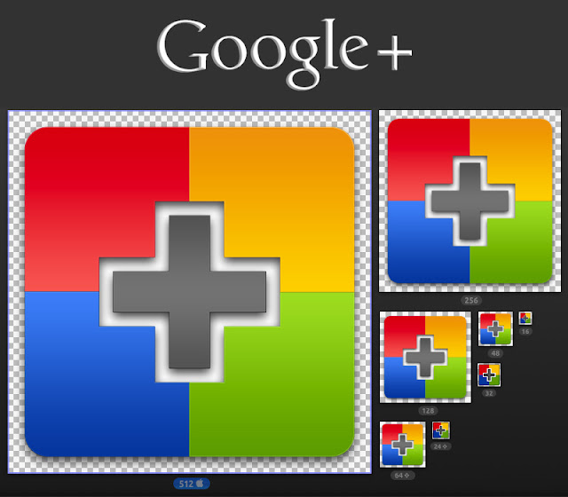 Google+ Icons Download by nosmokingbandit