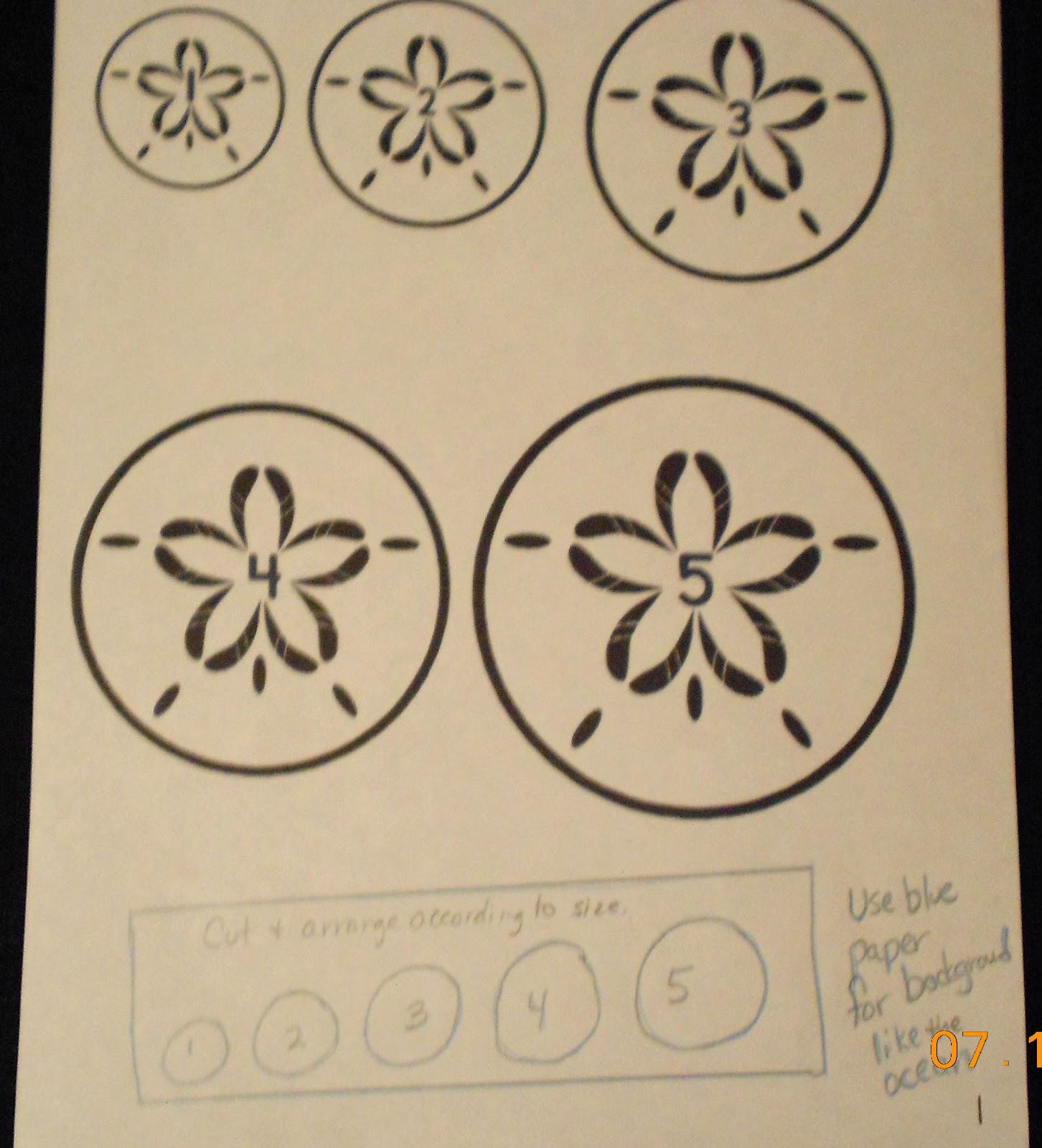 Sand Dollar Tattoo Outline | www.topsimages.com