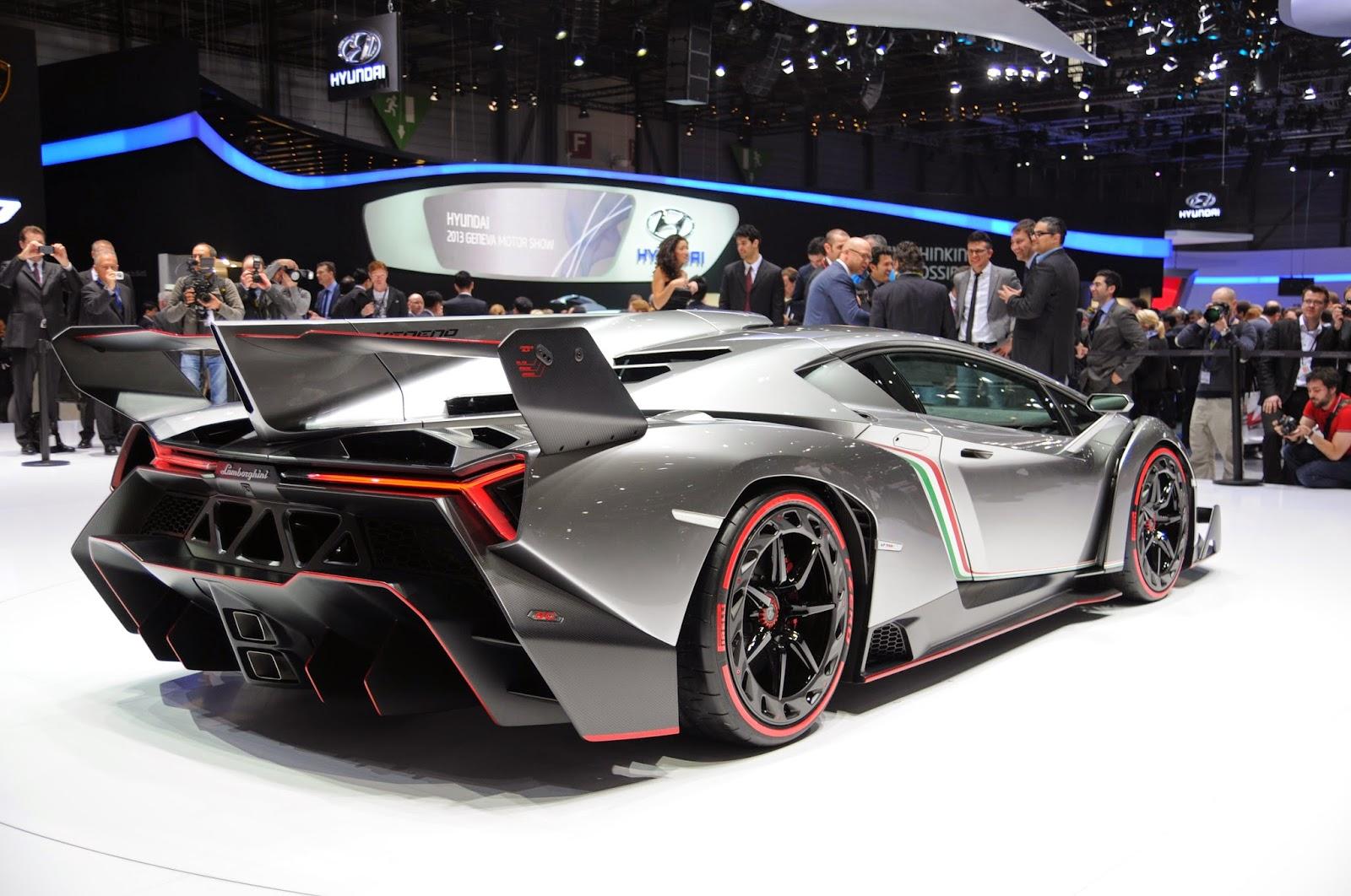 Car and Motorcycle: Lamborghini sesto elemento Amazing Power To ...