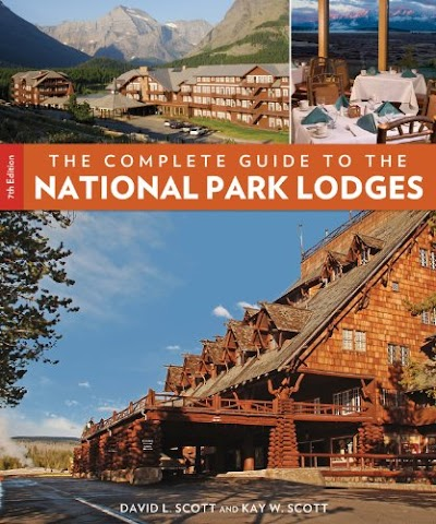 BOOK: The Complete Guide To The National Park Lodges