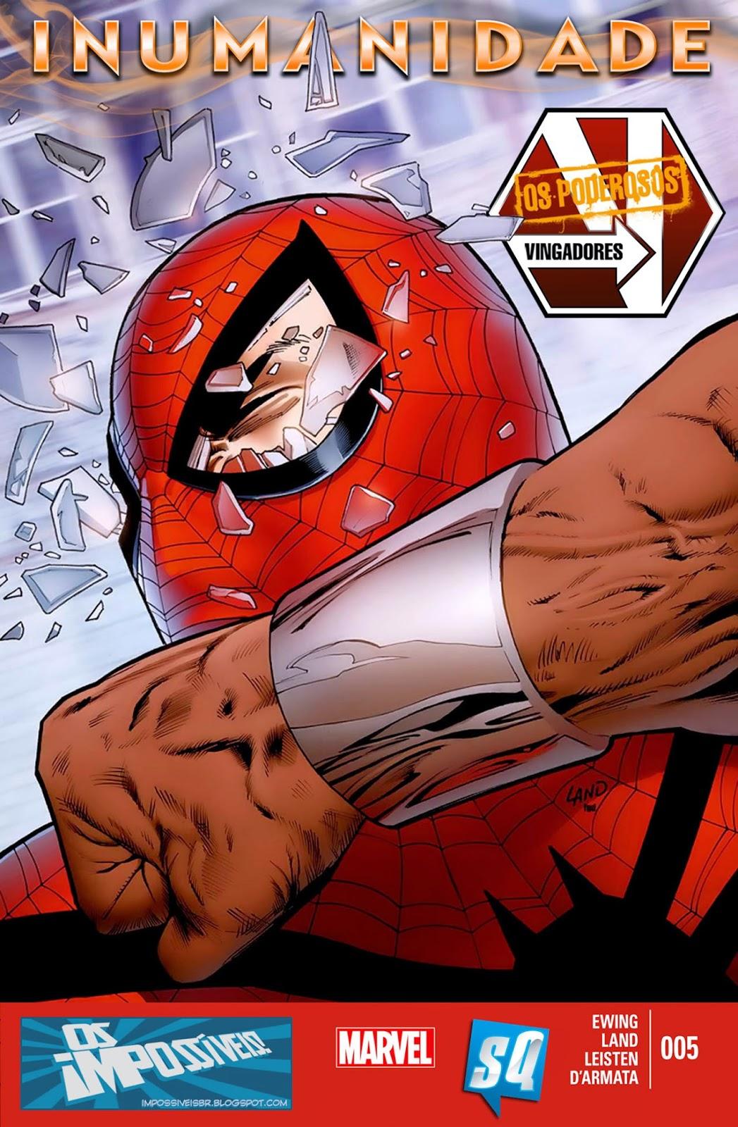 Nova Marvel! Os Poderosos Vingadores #5