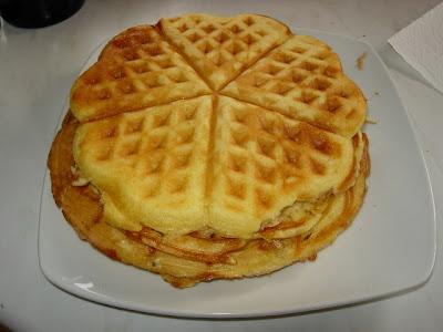 ขนมรังผึ้ง_ワッフル_Waffle