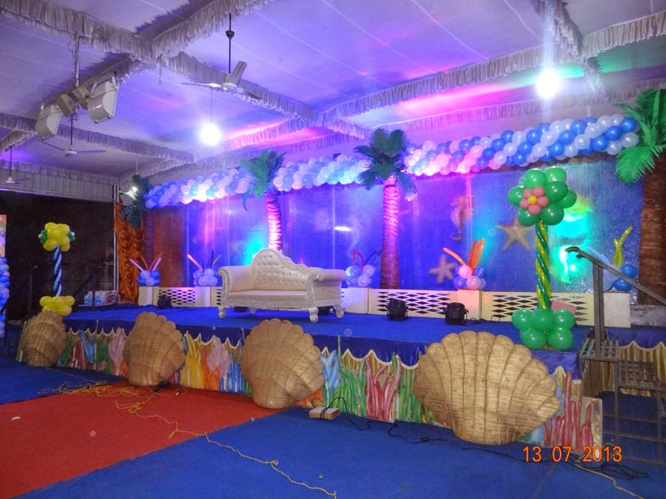 Image Result For Birthday Party Decorations In Hyderabada