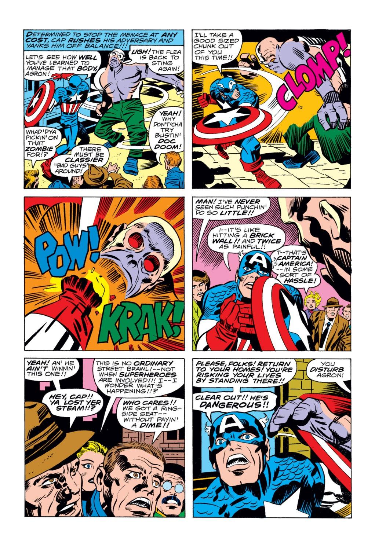 Captain America (1968) Issue #205 #119 - English 13