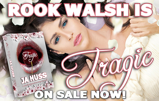 RELEASE DAY GIVEAWAY: TRAGIC by JA Huss