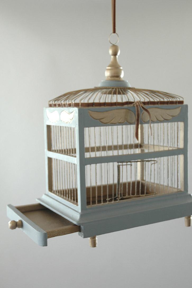 Decoration Ceiling Accessories Bİrd Cage