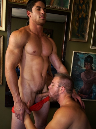 Randy Blue - Fotos de machos - Patrick Dunne & Romeo Alfonso.