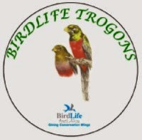 Affiliated to BirdLife Trogons Bird Club