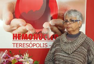 Segundo Fortunée Meyohas, médica responsável pelo banco de sangue, Teresópolis ainda não tem um estoque de sangue adequado para a população da cidade