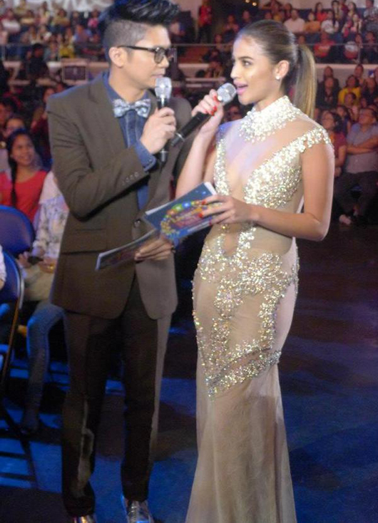 Philippine Celebrities in Lovely Gowns: Kris Aquino and Anne Curtis ...