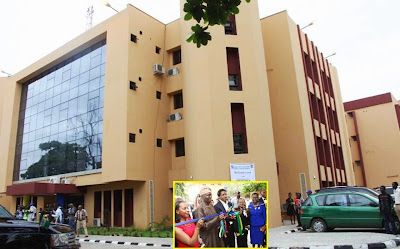 """Still Working""; Governor Fashola Commissions New Ministry Of Science And Technology In Lagos..See Photos"