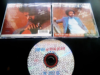 Terry Huff & Special Delivery 1976 The Lonely One CD 2008 Expanded.