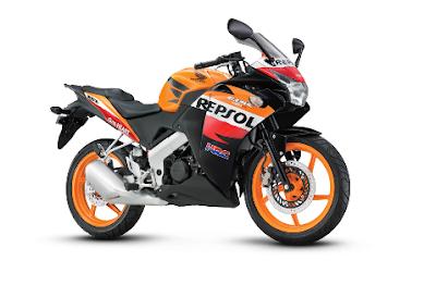 HONDA CBR 150 R Repsol Edition