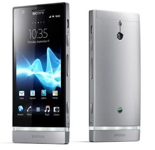 Sony Xperia P - Harga dan Spesifikasi