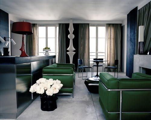 Diseño salón Nuria Cobo