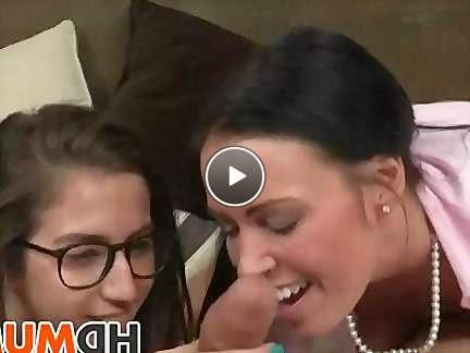horny sluts porn video