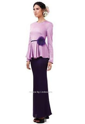 kebaya design by jovian orked collection