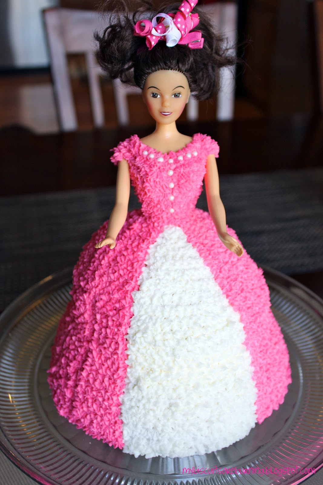 Easy Doll Cake Images : My Biscuits are Burning: Doll Cake