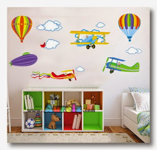 planes balloons jm6607