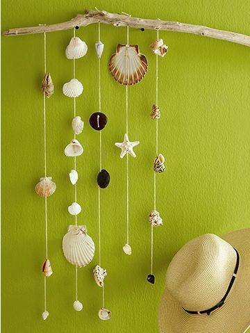 Disenyoss decoracion decoracion con conchas - Decoracion con conchas ...