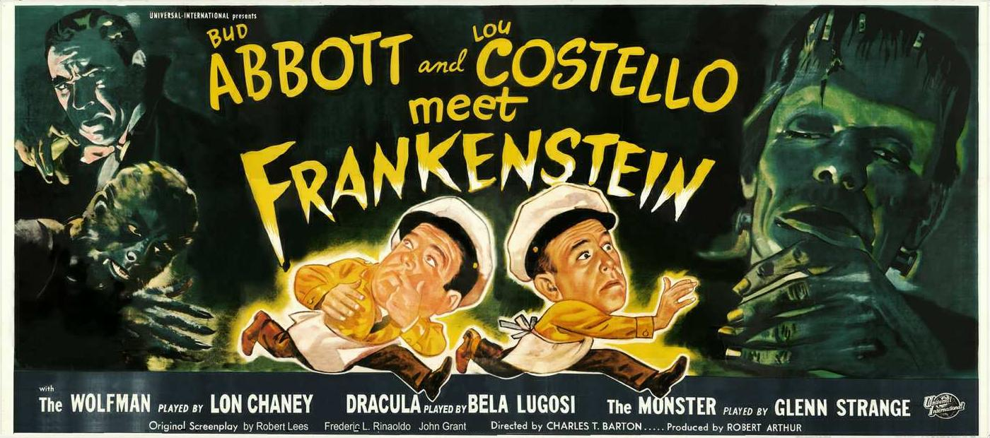 abbott and costello meet frankenstein movie wiki