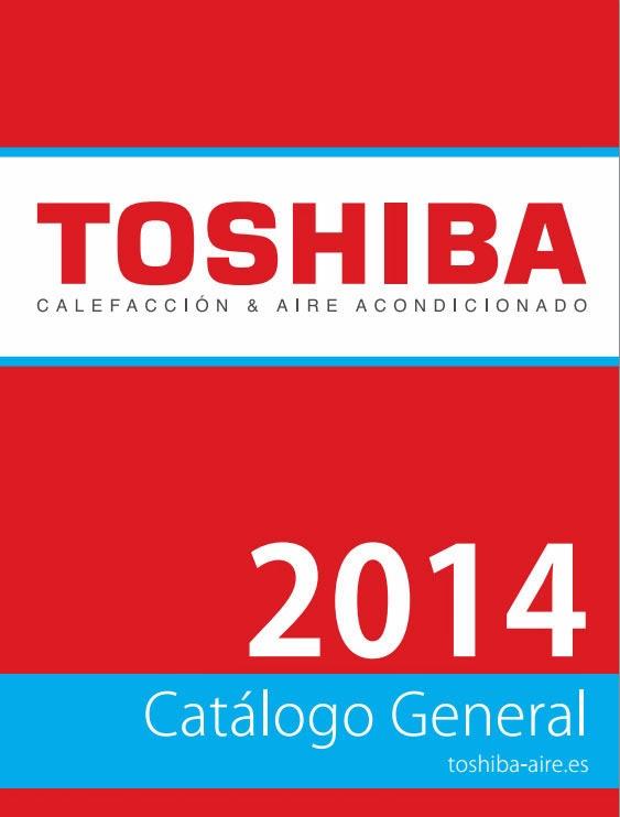 Catálogo Toshiba 2014, Aire Acondicionado y Calefacción