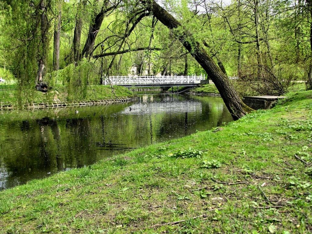 Nałęczów - park