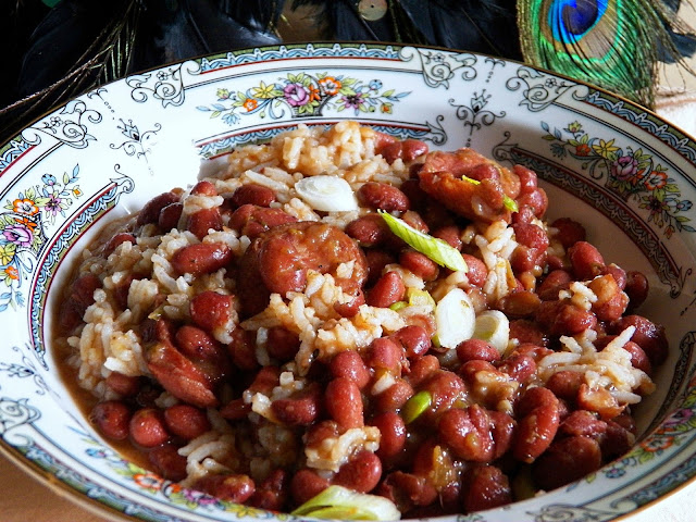 Comfy Cuisine: Louisiana Red Beans and Rice