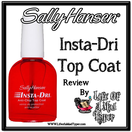 Sally Hansen Insti-Dri top coat