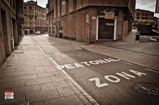 plataforma peatonal