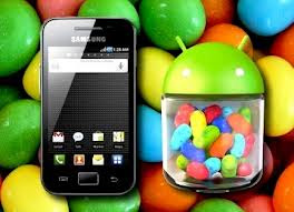 Android 4.1 Jelly Bean para Samsung Galaxy Ace (GT-S5830 L) [ROM]