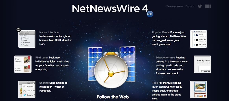 NetNewsWireをGoogleReaderの代わりに