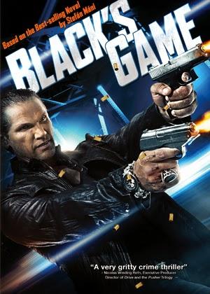 Black Game 2012 poster