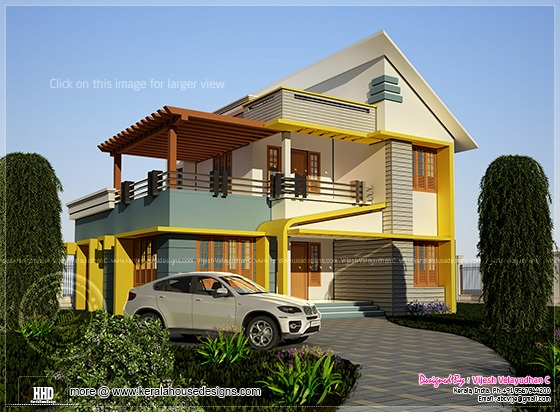 3d home design Kerala