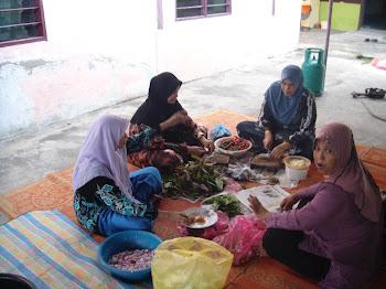 Perjumpaan Keluarga Ishak Senapi.25 Disember 2011