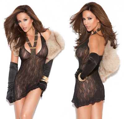 Leeann Tweeden hot lingerie pictures for photoshoot - photo 1
