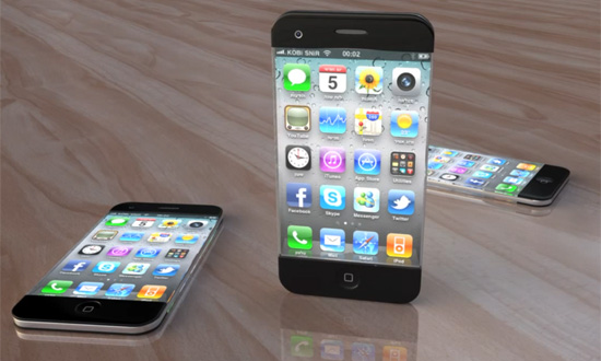 "Apple's iPhone 5? ""the new iPhone"""