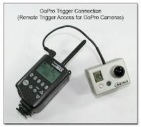CP1114: GoPro Camera Trigger Connection - Remote Access for GoPro Cameras
