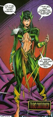 Avengers 392 Mantis