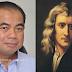 Aziz Kaprawi Pemikiran Mu Setaraf Sir Isaac Newton.
