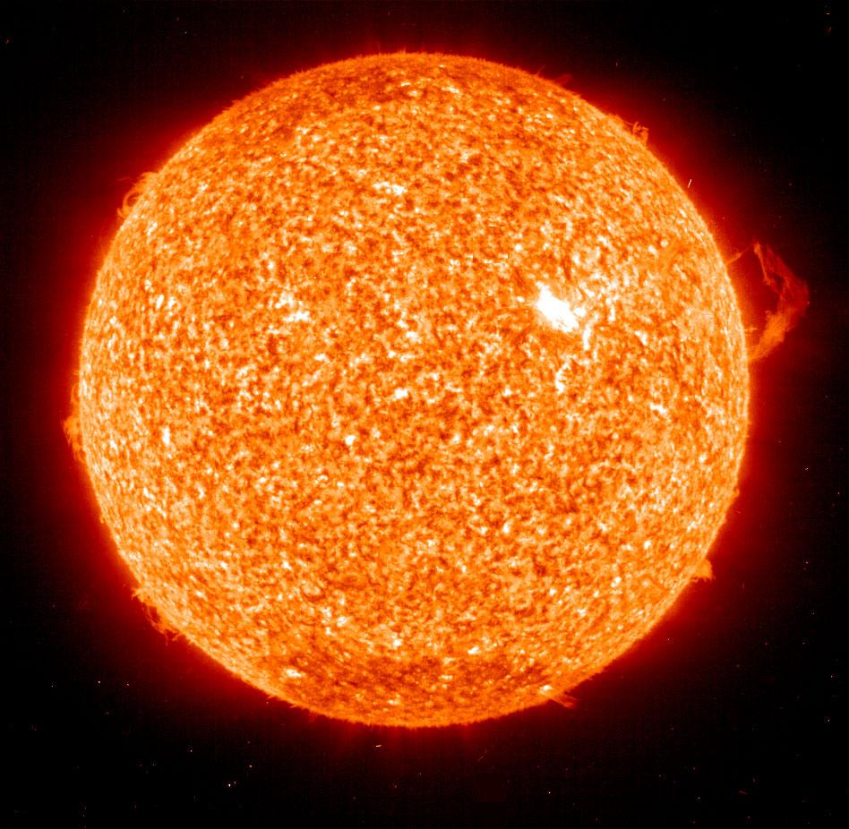en busca de la oculta realidad es el sol un astro On sobre el sol